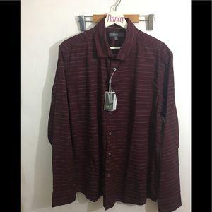 Men's dress shirt by Ike. Very nice!